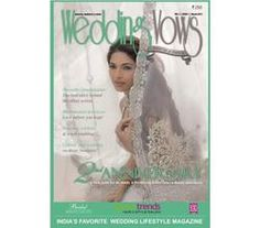 Wedding Vows isnt merely a wedding magazine that points you in the right direction, it already is the right direction youve gone towards, the moment you pick it up. With an illustrious panel of experts on board from the fields of fashion, beauty, fitness and lifestyle the WV philosophy is simplegive the readers the very best of the best with no compromises. Subscribe Wedding Vows Magazine on Infibeam with the lowest price in India.