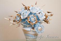 Natalja Ivanova - sweet bouquet!!!  Gallery.ru / Фото #88 - Букеты из конфет - forsteriana