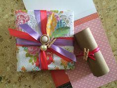 Empaque de regalos!