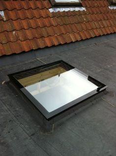 Fixed Flat Rooflights