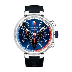 Sunday reading: Check out today's the Louis Vuitton Tambour Blue Luxury Watches, Rolex Watches, Watches For Men, Sailing Watch, Louis Vuitton Watches, Preppy Essentials, The Sporting Life, Tambour, Watch Brands