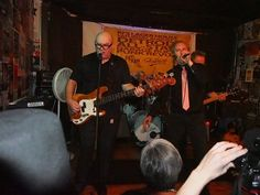 Chris Girard and Gary Reichel of Cinecyde #cinecyde #detroitpunk #punk #tremorrecords #pjslagerhouse