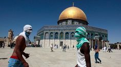 Jews Challenge Rules to Claim Heart of Jerusalem... Unbelievable, they have the best of every part of the country...yah Allah