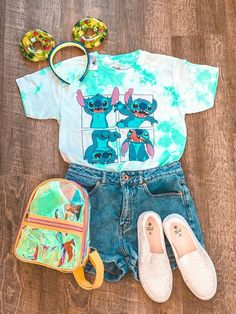 Cute Disney Outfits, Disney World Outfits, Disney Themed Outfits, Disneyland Outfits, Disney World Trip, Flats Outfit, Disney Aesthetic, Disney Style, What To Wear