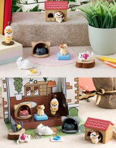 Hit-Point-Neko-Atsume-Figurines