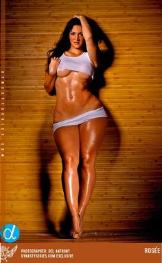 wow her body is amazing!!!! thick and fit!. I don't normally pin these types of pics but man shes got a nice body!