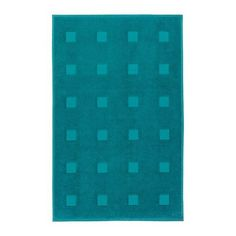 100% cotton Bath mat / Rug, Turquoise (80CM x 50CM) CSC http://www.amazon.co.uk/dp/B007PZ8E1A/ref=cm_sw_r_pi_dp_QeU0ub1RH928X