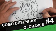Como-Desenhar-o-Chaves-El-Chavo