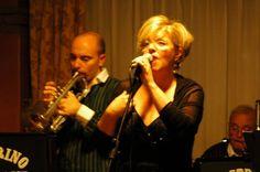 """Mestrino Dixieland Jass Band per """"Jazz at bar"""" all'Antica Masseria di Saccolongo, mercoledì 14 novembre.    scatto di Mauro Barison per Fotoclub Padova."""