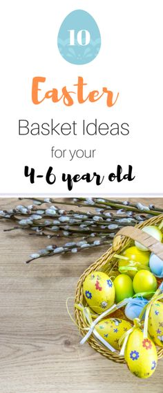 50 junk free easter basket ideas basket ideas easter baskets and easter basket ideas for your 4 6 year old negle Gallery