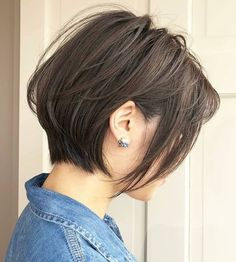 Ten Trendy Short Bob Haircuts for Female, Best Short Hair St.-Ten Trendy Short Bob Haircuts for Female, Best Short Hair Styles 2019 – Ten Trendy Short Bob Haircuts for Female, Best Short Hair Styles 2019 – - Bob Haircuts For Women, Short Bob Haircuts, New Haircuts, Layered Haircuts, One Length Haircuts, Blonde Haircuts, Trendy Haircuts, Girl Haircuts, Bob Haircut With Bangs