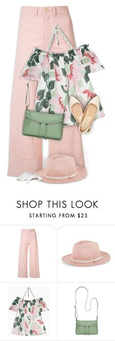"""* s t r a w h a t *"" by xiandrina ❤ liked on Polyvore featuring Sea, New York, Maje, Trilogy, Max&Co., Bueno and Qupid"