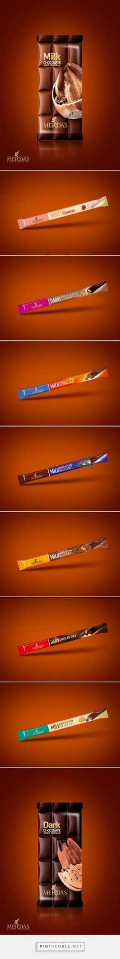 Merdas Chocolate on Packaging of the World - Creative Package Design Gallery - created via http://pinthemall.net
