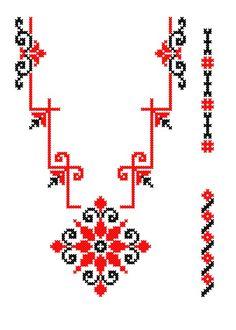VB048 Cross Stitch Geometric, Cross Stitch Borders, Modern Cross Stitch Patterns, Cross Stitch Designs, Folk Embroidery, Cross Stitch Embroidery, Embroidery Designs, Broderie Bargello, Moldova