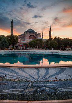 Ayasofya, Istanbul, Turkey
