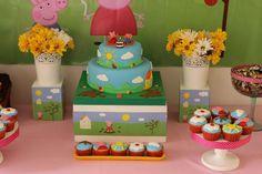 Peppa Pig Birthday Party Ideas | Photo 6 of 11