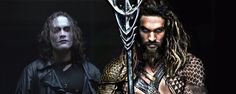 """La producción del reboot de El Cuervo comenzará en enero  """"La nueva película dirigida por Corin Hardy estará protagonizada por el actor Jason Momoa el Aquaman de DC."""" La producción de la nu..."""