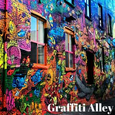 Top 5 Places to See Graffiti in Toronto