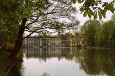 pond, Warsaw