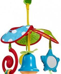 Tiny Love Pack N Go Mini Mobile Toys For Kids Toddlers Infant Toddler Baby Stroller