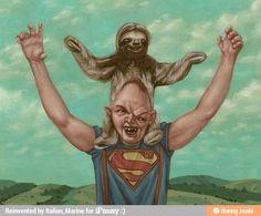 Sloth on Sloth