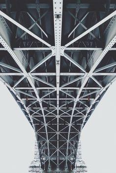 souhailbog:Urban Bridge By Simon Alexander| More