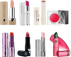 If you hate lipstick, try one of these sheer lipsticks. They're low maintenance and super moisturizing