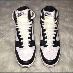 High Top Wedge Sneaker Never worn! Nike Shoes Sneakers