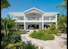 HomeAway: 10 White Houses You Can Stay In. Provo Beach House