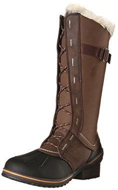 Blondo Womens Mirage Snow Boot Brown 10 M US -- Learn more by visiting the image link.(This is an Amazon affiliate link and I receive a commission for the sales)
