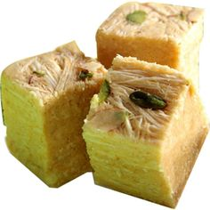 Buy different varieties of soan papdi from SaleBhai today Sweets Online, Spanakopita, Cornbread, India, Fresh, Store, Natural, Ethnic Recipes, Food