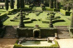 Jardin d'Eryignac, Veranda, Carolyn Englefield