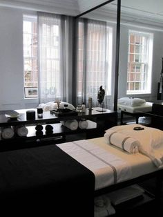 massage room ideas for the home