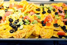 Clean Eating Recipes | Sheet Pan Nachos Recipe | Nachos Recipe | Nachos | Mexican Food | Dinner Recipes | Dinner Ideas | Game Day Recipes ~ http://www.thegraciouspantry.com