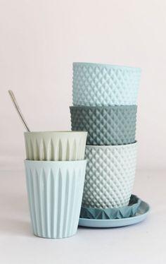 Interieur inspiratie | Mintgroen in de keuken • Stijlvol Styling - Woonblog •