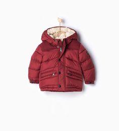 Fleece jacket with hood - $39.90