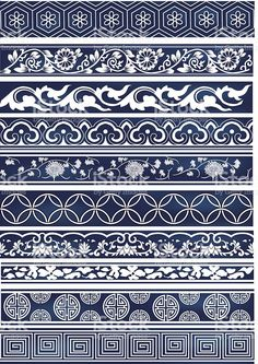 Old lace pattern royalty-free old lace pattern stock vector art & more images of chinese culture