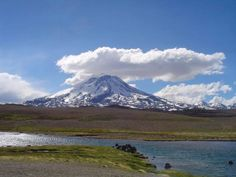 Laguna de LLancanelo, Mendoza, Argentina Mendoza, Mount Rainier, South America, Photos, Pictures, Mountains, World, City, Nature