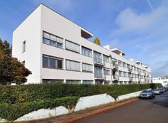 Weissenhof Apartments - Mies Van der Rohe
