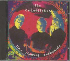 Time Flowing Backwards by Cakekitchen (CD, Apr-1995, Homestead) #AlternativeIndie