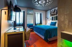 Pestana CR7 Hotel in Lisbon - Art Deco design, high tech boutique hotel for fans of Cristiano Ronaldo