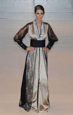 Glamour Caftan - Najat Yachou
