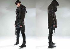 Demobaza Men AW13 Hermit Robe Jeans Digit Rover
