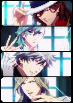Quartet★Night - Poison Kiss