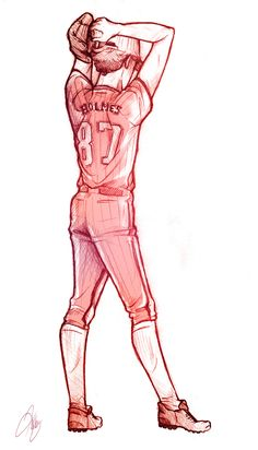 Pro Baseball Player Sherlock by anotherwellkeptsecret, for the fic The Bang and The Clatter by Baseball Drawings, Baseball Boys, Sports Drawings, Baseball Field, Sherlock John, Sherlock Holmes, Jim Moriarty, Sherlock Quotes, Art Sketches