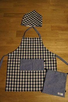 Couture, Sewing, Handmade, Aprons, Dresses, Fashion, Apron, Vestidos, Men's Apron