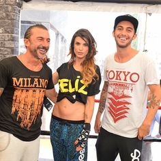 Elisabetta Canalis in Happiness!
