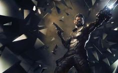 Deus Ex: Mankind Divided Video Game HD wallpaper