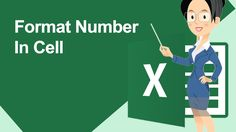 Format Number In Cell : Office Excel Training