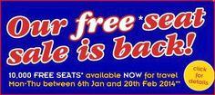 Megabus: 10.000 posti gratuiti sugli autobus in Inghilterra e Galles